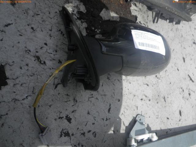 209716 außenspiegel elektrisch lackiert links nissan micra (k12)